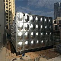 GRP润平供水 装配式水箱消防供水 不锈钢水箱