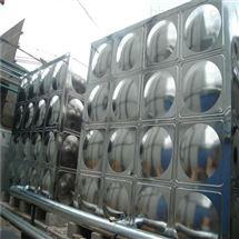 GRP润平供水 焊接生活供水设备 不锈钢水箱
