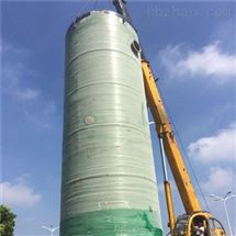 GRP潤平供水 學校污水處理 一體化預制泵站