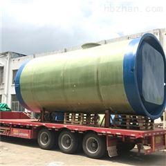 污水水质输送 一体化预制泵站