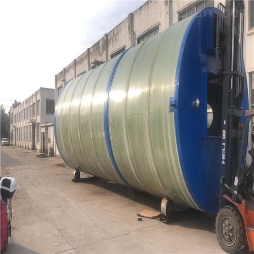 润平供水 城市污水处理系统 一体化预制泵站