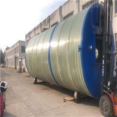 玻璃钢防腐降雨污水 一体化预制泵站