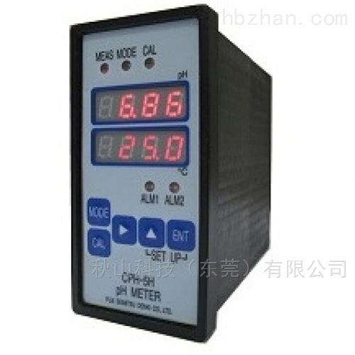 日本fsd小型面板式PH计CPH-5H