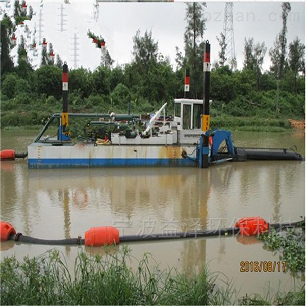 水库疏浚PE管道浮体