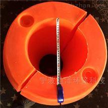 取水工程10寸管道浮体
