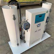 HS-200二氧化氯发生器技术原理