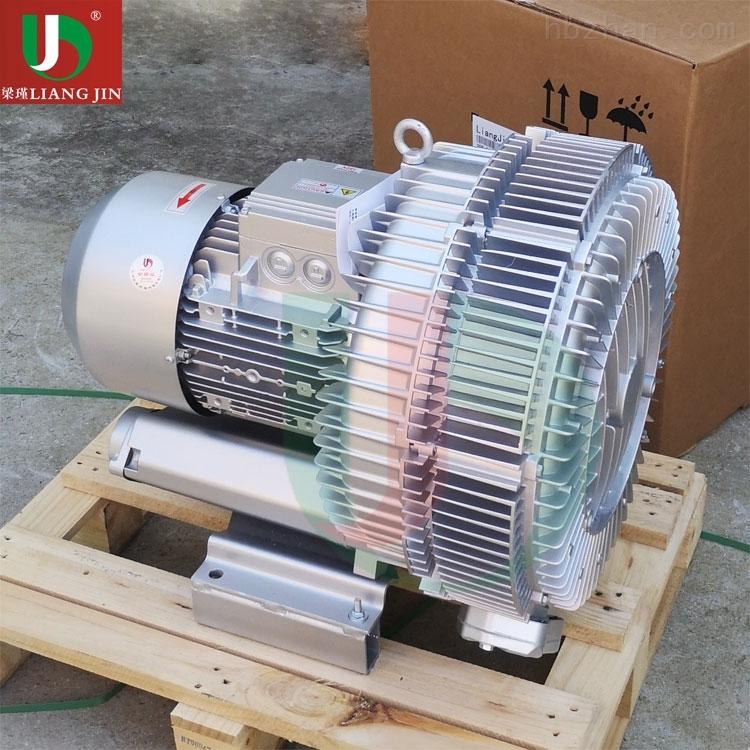 *11KW金属表面处理高压风机