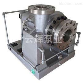 SDZA高温高压化工流程泵