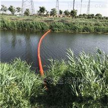 河道拦垃圾浮体