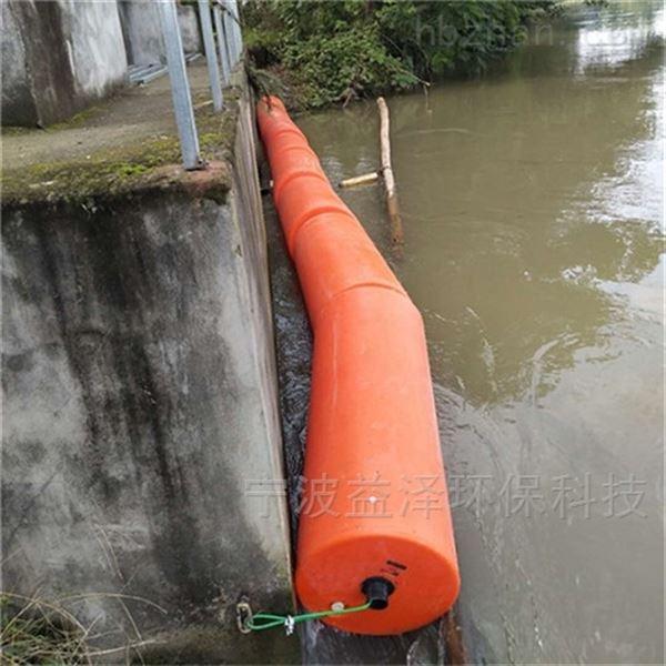 水面漂浮物打捞拦污浮筒