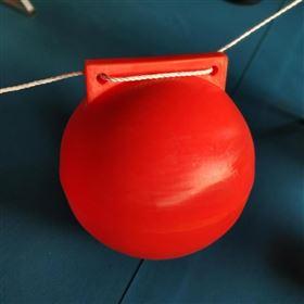 水滴式养殖浮球