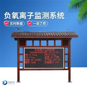 JD-FYLZ大气负氧离子监测设备