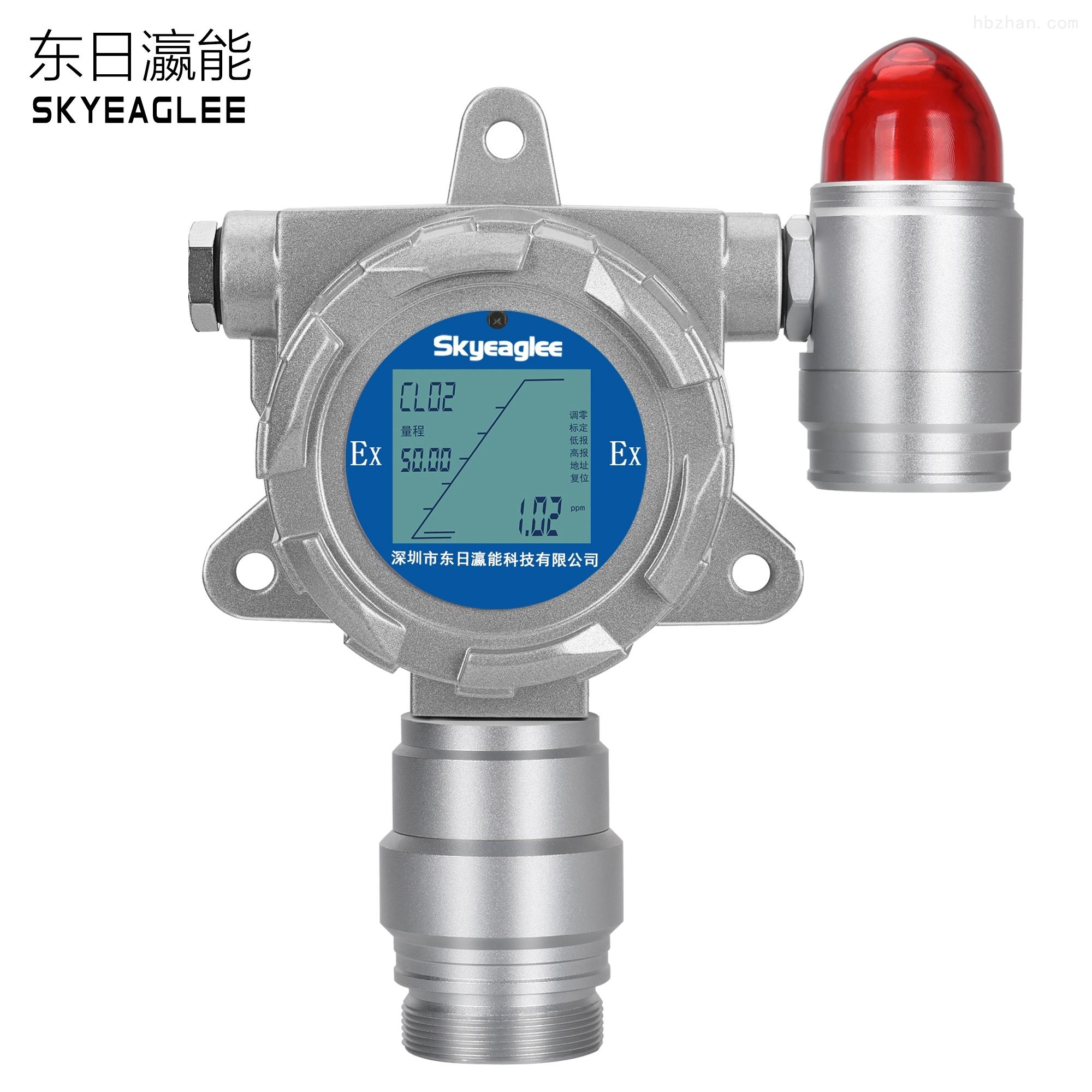 甲醛浓度探测器