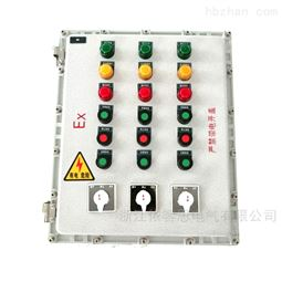 BZC85防爆按钮箱壁挂式