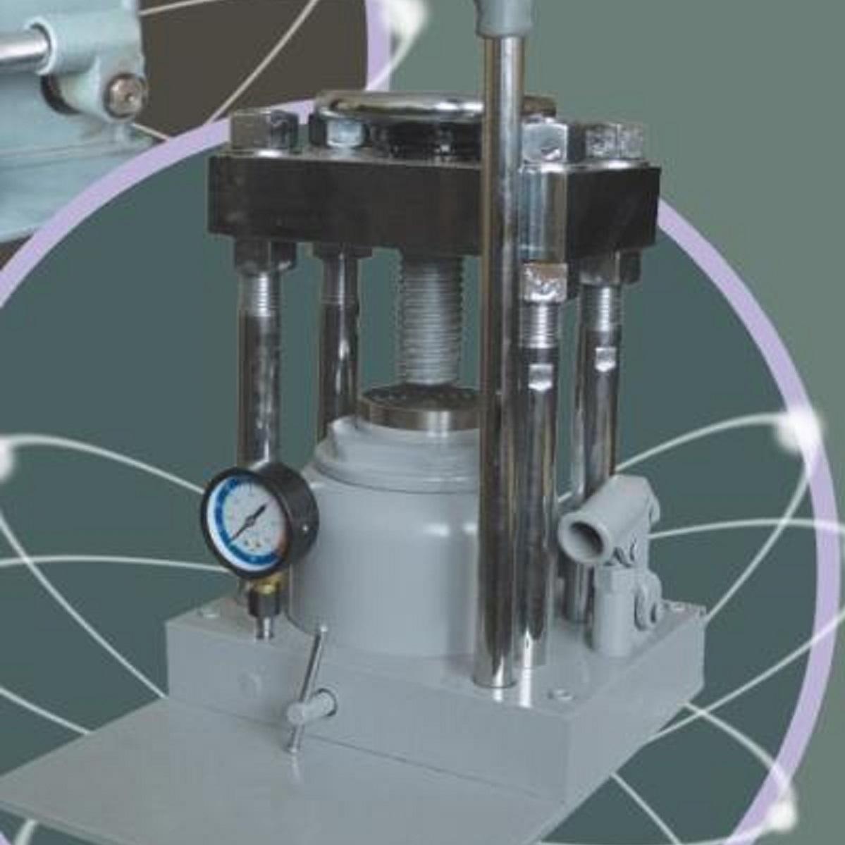 手动液压式压样机ZY-SH-1