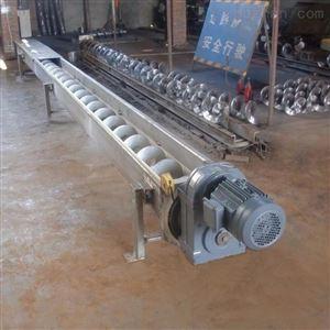 螺旋输送机污水处理项目