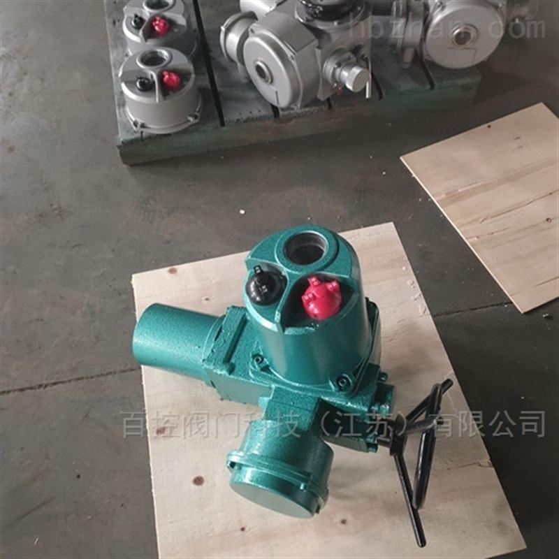 DZT调节型阀门电动装置
