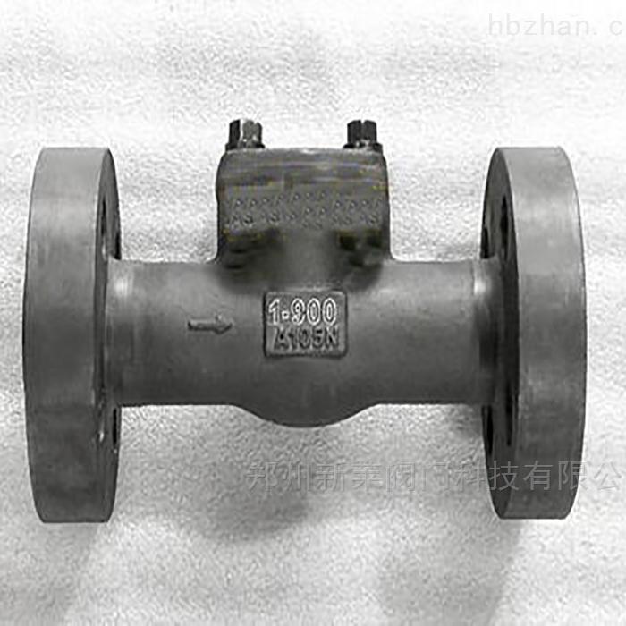 H41Y-300LB锻钢升降式止回阀