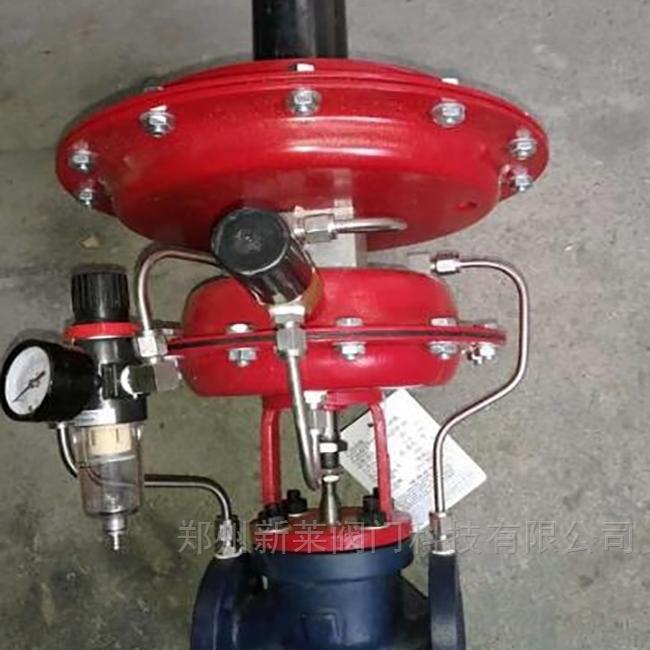 ZZDQ自力式氮封阀气体减压调节阀