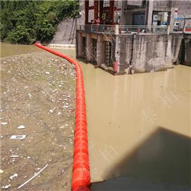 FT500*900挡住水面漂浮物划分规定区域塑料浮筒
