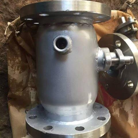 BQ45F型三通保温球阀