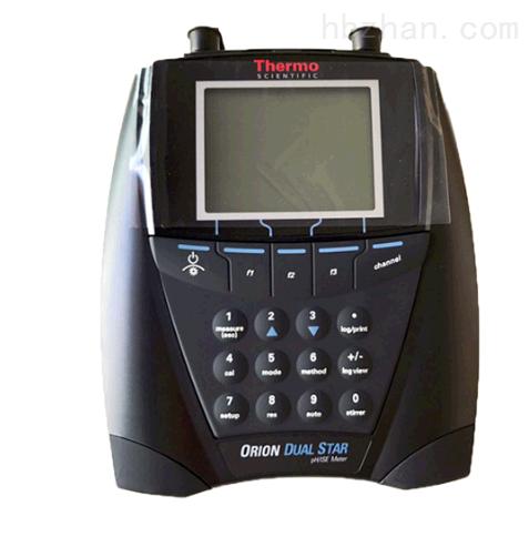 双通道台式pH测量仪