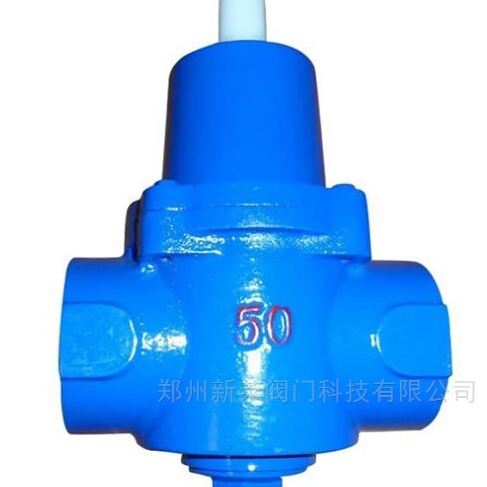 Y110X-16内螺纹可调式水用减压阀