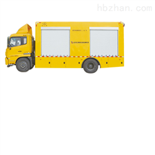 X120-UV管道修复应急抢险工程车