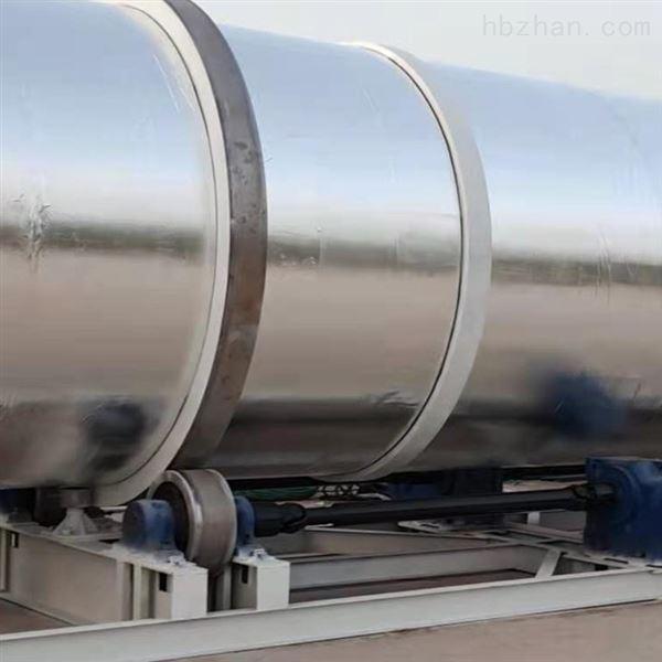 鸡粪堆肥发酵设备