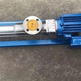 不锈钢变频螺杆泵