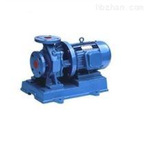 ISW、ISWR、ISWD系列卧式管道离心泵