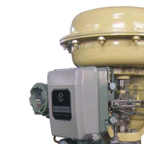 ZMAQ气动薄膜三通调节阀