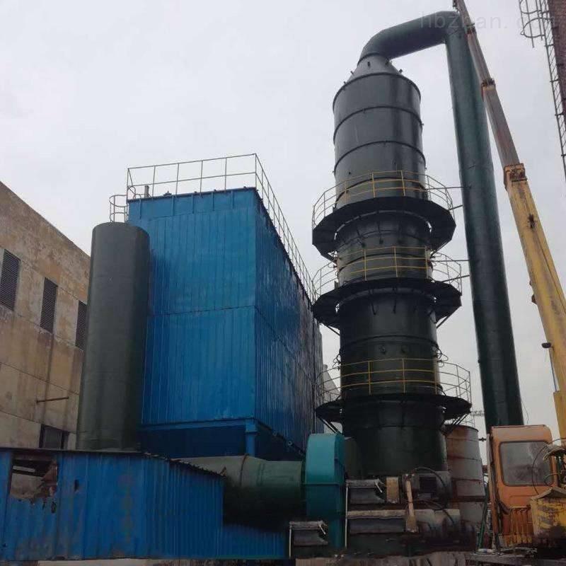 环振更新烟气净化成套设备环保型脱硫塔设备
