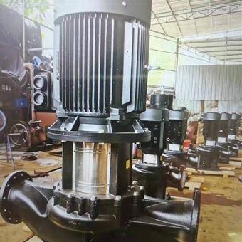 TD立式管道泵