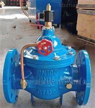106X水力电动遥控浮球阀