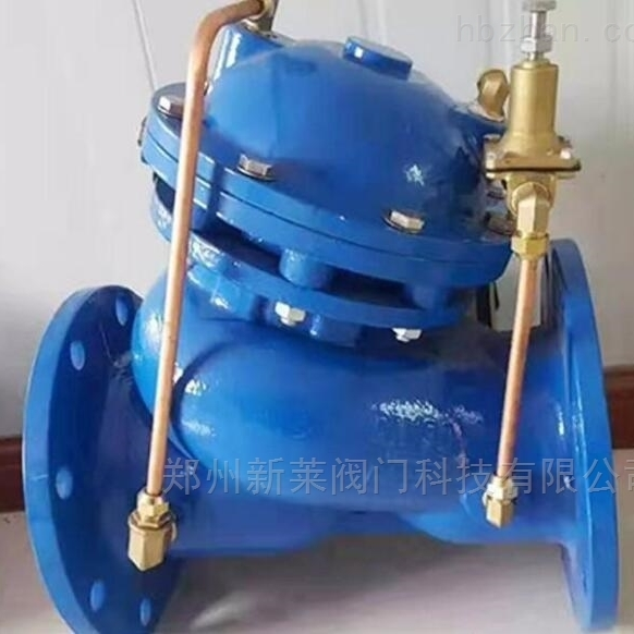 JD45X-16Q多功能水泵控制阀
