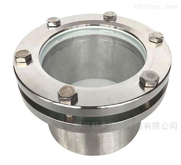 JB595-64不锈钢带颈焊接视镜