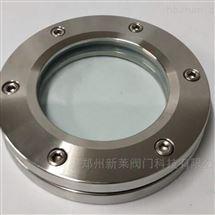 JB593-64不锈钢平板法兰视镜