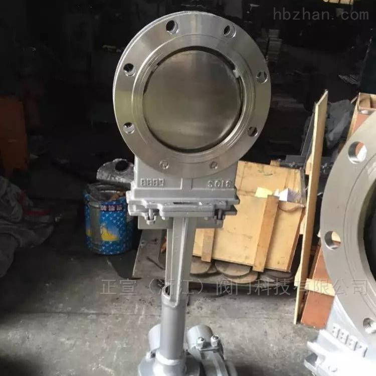 310S耐高温1000度刀型闸阀