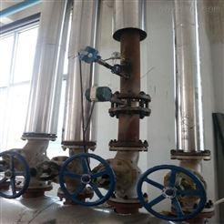 食品厂锅炉蒸汽流量计带温压补偿