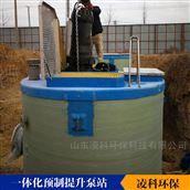 服务区一体化提升泵站