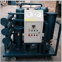 油水分离器高效真空滤油机