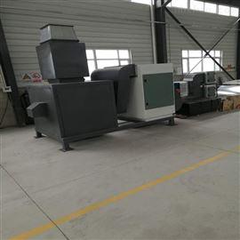 废气治理涂装废气处理设备治理方案
