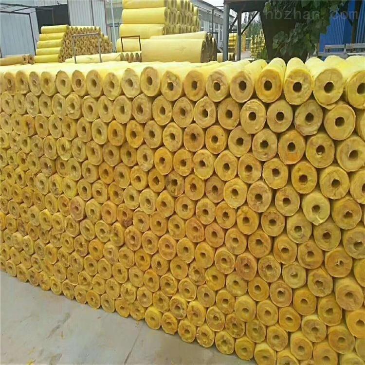防火玻璃棉管壳工程化工高温管道