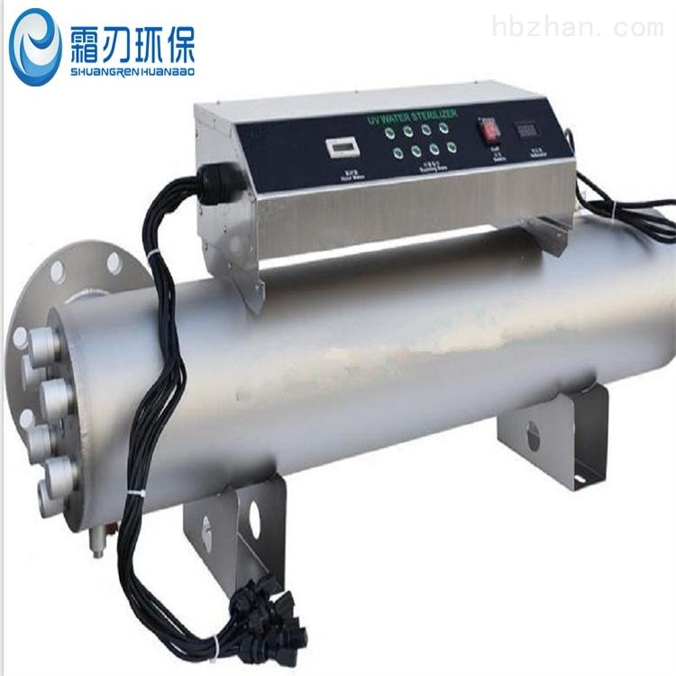 明渠式紫外线消毒器污水处理