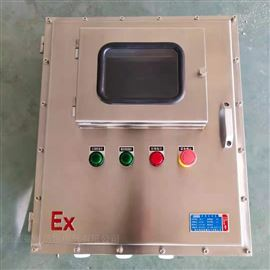 BXMD-T带视窗防爆控制柜