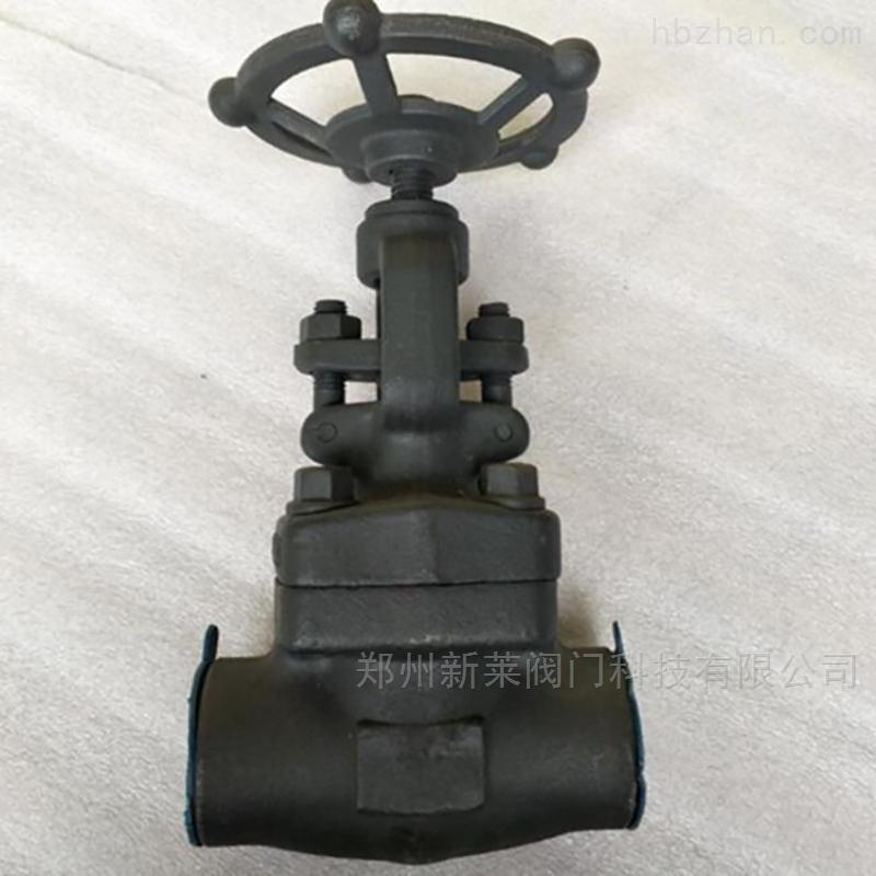 Z61Y-300LB焊接锻钢闸阀