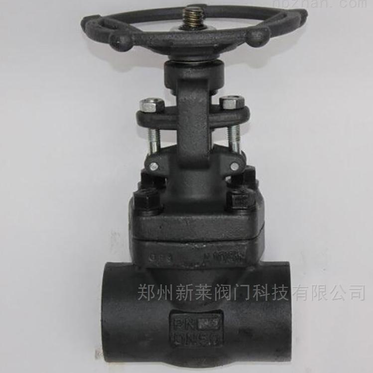 Z11Y-100C锻钢内螺纹闸阀
