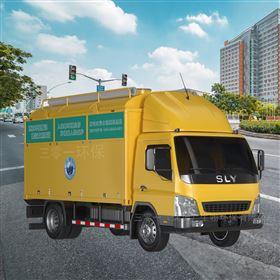SLY-XW三零一环保移动式无害化吸污车