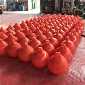 FQ400海上航道颜色鲜艳隔离警戒塑料浮球